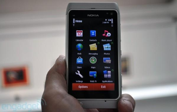Symbian^3 reviewed in exquisite and ruthless detail by Eldar Murtazin
