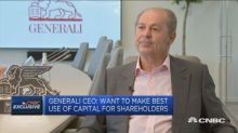 Management shake-up important to strategy: Generali Group...