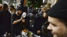 Masks off, Poles cheer reopening of bars and restaurants