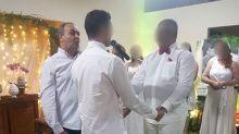 Padre no interior de SP é punido após abençoar casamento entre dois homens: 'Sua má conduta incentivou a cultura gay'