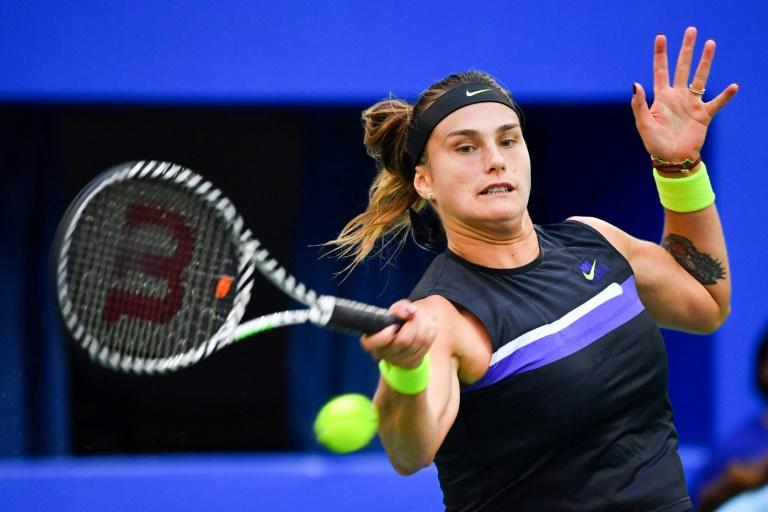 Sabalenka defends Wuhan tennis title