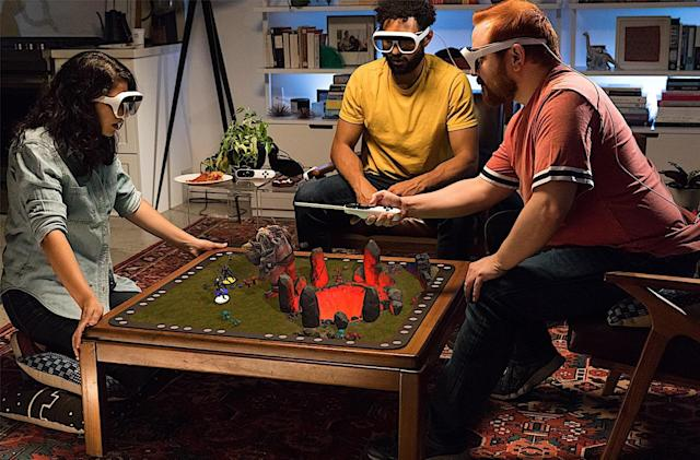 Tilt Five wants to bring augmented reality to tabletop games