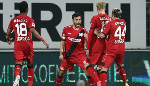 Bundesliga: Korkut feiert Premierensieg in Darmstadt