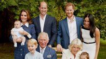 Herzogin Kate zollt Prinzessin Diana auf königlichem Foto Tribut
