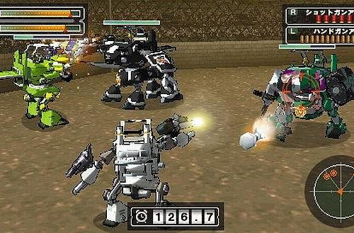 Steambot Chronicles Battle Tournament coming to PSP this Summer