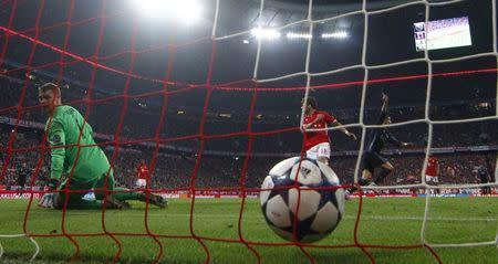 Ronaldo impulsa al Madrid en Múnich y el Atleti gana al Leicester por la mínima