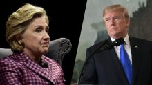 Trump: 'I hope' Clinton runs for president in 2020