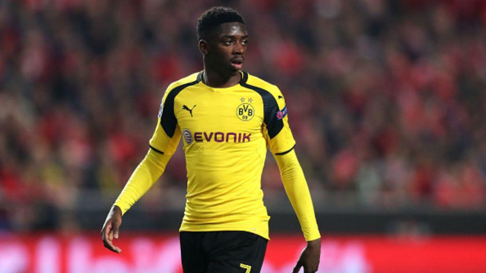 Borussia Dortmund: Ousmane Dembele wimmelt Barca ab