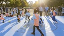 New York City Soccer Initiative Unveils New 2020 Mini-Soccer Pitches with Virtual Ribbon-Cutting Ceremony