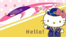 Japan to get limited edition Hello Kitty inspired bullet trains