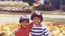 Deepika Padukone shares an adorable throwback picture, Ranveer Singh likes it