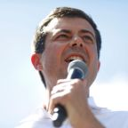 Buttigieg, Harris head to Iowa, seeking to rise into 2020 Democratic top tier