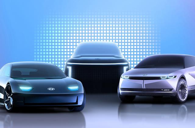 Hyundai is turning Ioniq into its own EV sub-brand