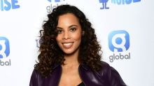 Rochelle Humes had to hide 'This Morning' job from friends
