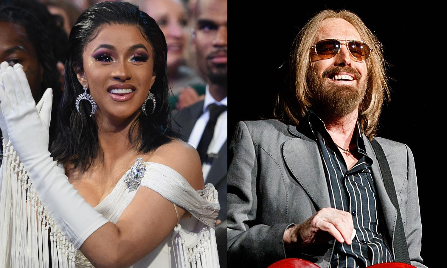 Cardi B Died: Cardi B Thanks Tom Petty For Flowers 1 Year After His Death