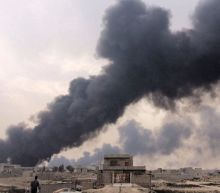 Satellite images reveal toxic clouds enveloping northern Iraq