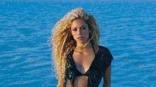 ¡Mira a Shakira sudando la gota gorda en el gimnasio!