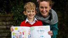 Boy, 6, becomes Britain's youngest published author