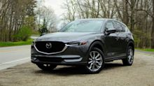 Review: Mazda's CX-5 Signature tries for a luxury ride without the luxury price