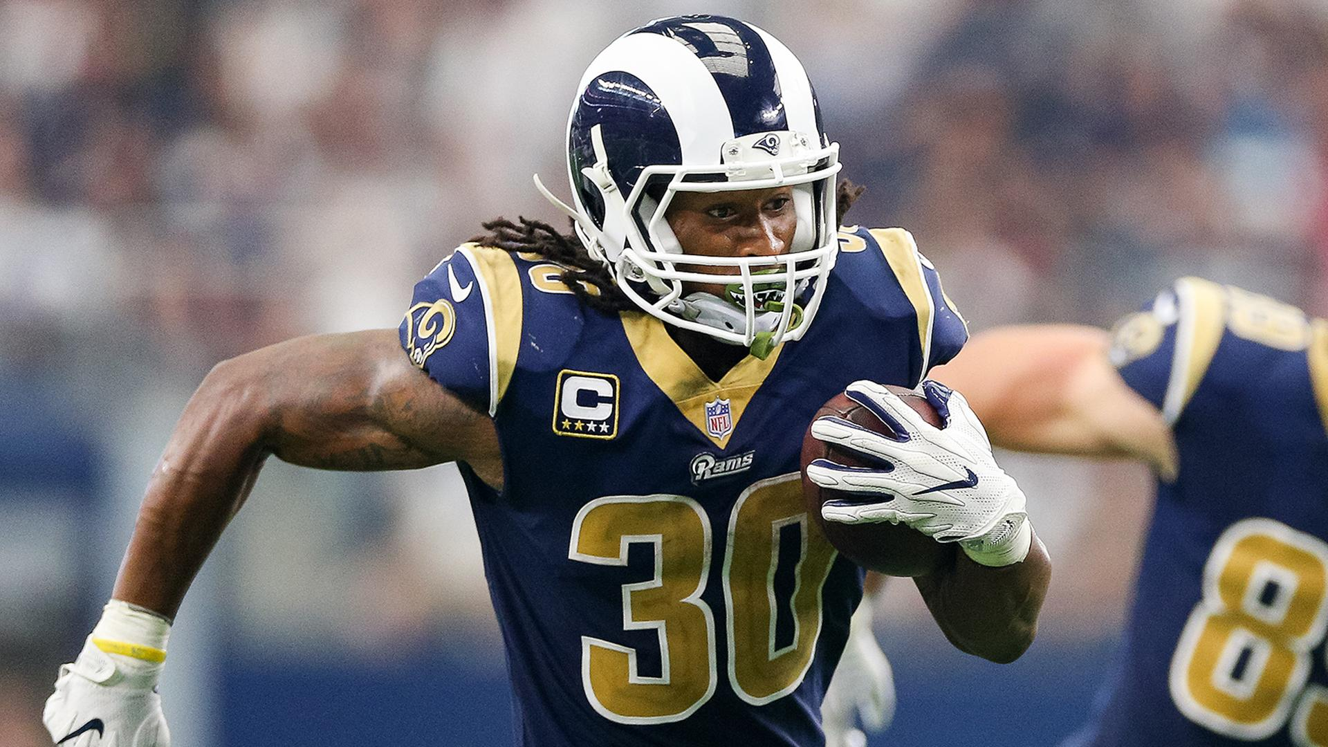 Todd Gurley On Rams Resurgence Video