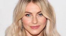 Julianne Hough Starts 2017 Makeup-Free