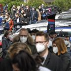 The Latest: France welcomes EU curb on AstraZeneca vaccine