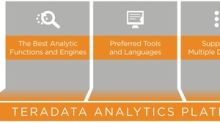 Teradata Unveils Powerful Analytics Platform