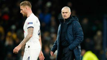 """Tottenham: Mourinho compare son équipe à """"une arme sans balles dans le chargeur"""""""