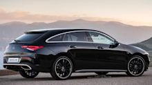 2020 Mercedes CLA Shooting Brake rendered as stylish estate