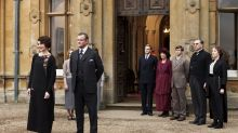 Cameras roll on 'Downton Abbey' film
