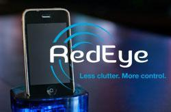 RedEye gives you a universal iPhone remote for your home entertainment center