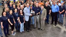 Spirit AeroSystems Named Rolls-Royce Supplier of the Year