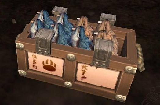 Did you miss in Pandaria?: Carefully packaged rodents