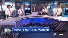 Retail stocks are surging, here's how they're surviving A...