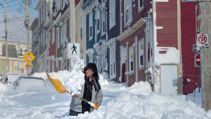 Watch: Most dramatic footage from N.L.'s blizzard