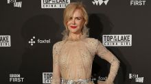 Nicole Kidman Looks Like an Ethereal Dream at 'Top of the Lake: China Girl' Premiere in Australia
