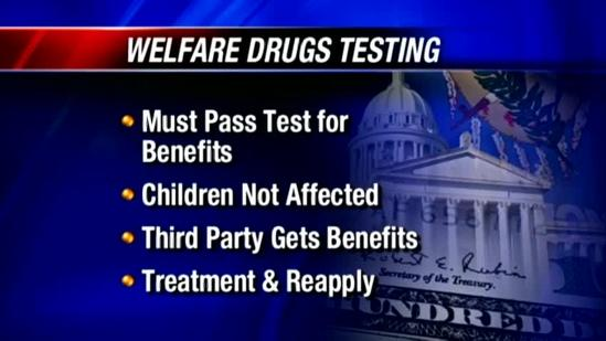 Okla. law to drug test welfare recipients takes effect