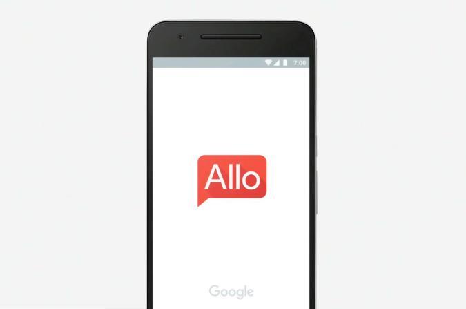 Google's Allo puts AI in a messaging app