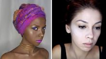 Make-up artist who dressed as black slave hits back at racist claims