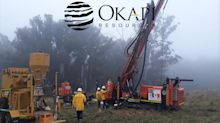 Okapi Resources Ltd (OKR.AX) Completion of Drilling Program at Enmore Gold Project