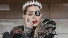 Madonna criticized for Michael Jackson-inspired tribute to George Floyd
