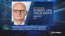 Macron and Le Pen must focus on labor reform to boost French economy, says Randstad CFO