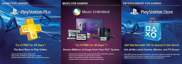 Sony to gift early PS4 owners $10 PS Store credit, 30-day Plus and Music trials