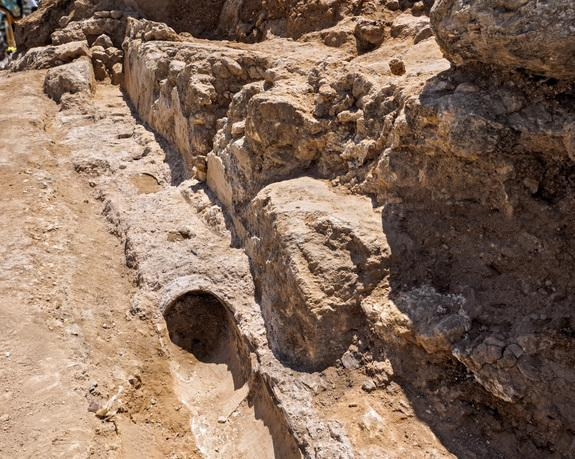 2,000-Year-Old Water Supply System Uncovered in Jerusalem