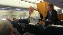 Pope urges mediation to end North Korea crisis