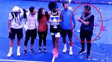 Naomi Osaka's awkward boyfriend moment after US Open triumph