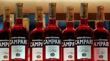 Campari first half sales down 11% as Italians drink fewer aperitifs