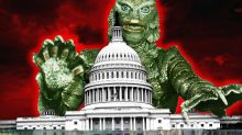 Drain the swamp? Spending on Washington lobbying rises to 9-year high