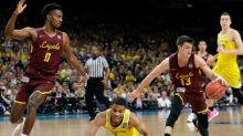 Michigan's impressive second-half rally ends Loyola Chicago's unlikely run