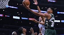 Giannis Antetokounmpo isn't about that load-management life